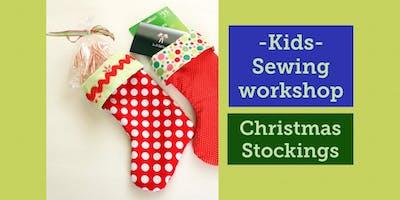 KIDS Sewing Workshop - Christmas Stockings