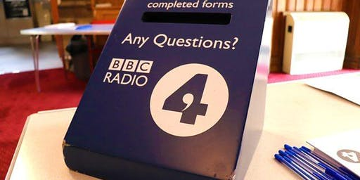 Radio 4 Question Time