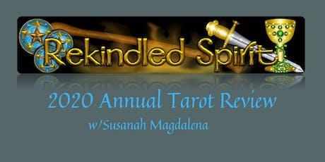 ReKindled Spirit - 2020 Tarot Review tickets