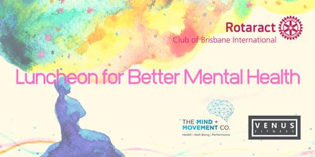 Luncheon for Better Mental Health tickets