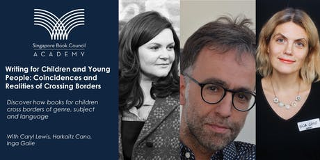 Writing for Children and Young People: Coincidences and Realities of Crossing Borders tickets
