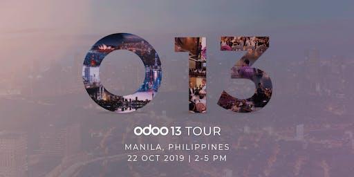 Odoo 13 Tour - Manila
