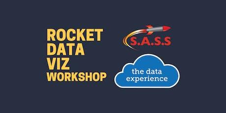 Rocket Data Visualisation Workshop tickets