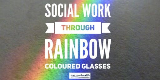 Social Work Through Rainbow Coloured Glasses