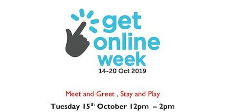 Get Online Week 2019 tickets