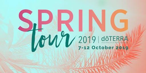 dōTERRA Spring Tour 2019 - AUSTRALIA