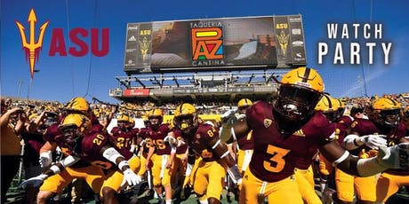 ASU Watchparty - Sun Devils vs Buffaloes tickets