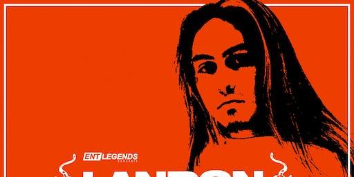 Landon Cube: The Orange Tour @ Holy Diver