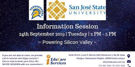 San Jose State University information 2019 tickets