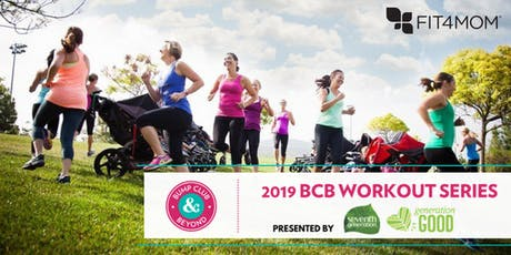 BCB Free Stroller Strides class with Fit4Mom of Denver Presented by Seventh Generation!  tickets