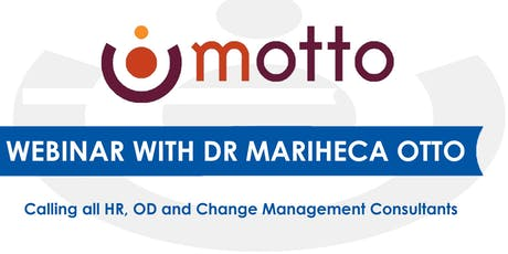 Webinar with Dr Mariheca Otto: Cape Town Tourism Case Study tickets