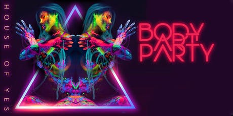 Body Art Party tickets