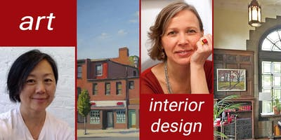 Art and Interior Design Talk: How to Use Original Art To Enhance Your Space
