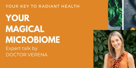 YOUR MAGICAL MICROBIOME tickets