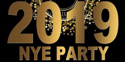 Deaf Rave NYE Party 2019