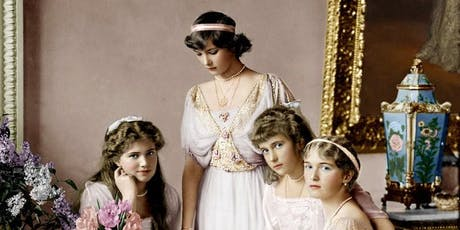 OTMA: The Four Daughters of Nicholas and Alexandra tickets