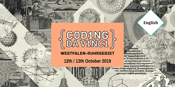 "Kultur-Hackathon ""Coding da Vinci"" Westfalen-Ruhrg: Bild"