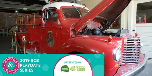 BCB Playdate with Tampa Firefighter Museum Presented by Seventh Generation! (Tampa, FL)
