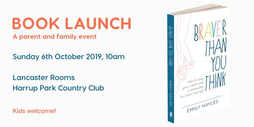 Book Launch: 'Braver than you think'