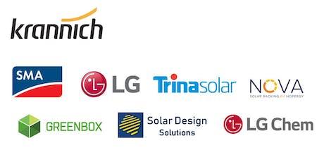 Solar Installer Training tickets