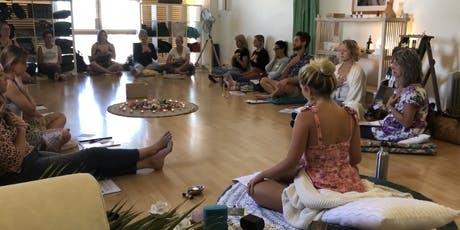 Soul guided meditations tickets