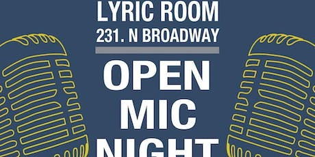LYRIC ROOM OPEN MIC w/ host JACK BESAW tickets