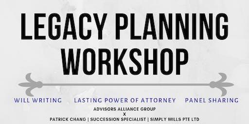 Legacy Planning Seminar