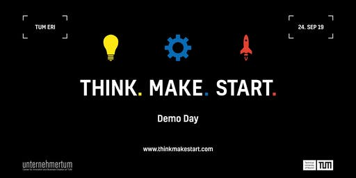 Demo Day of Think.Make.Start. - Batch #10
