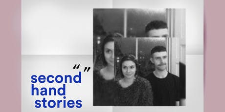 Second Hand Stories - GROWTH tickets