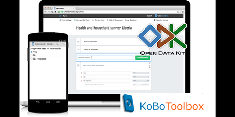 Mobile Data Collection for M&E using ODK and KoBoToolbox tickets