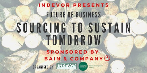 Future of Business: Sourcing to Sustain Tomorrow