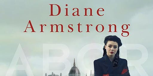AN EVENING WITH DIANE ARMSTRONG FOR 'THE COLLABORATOR'