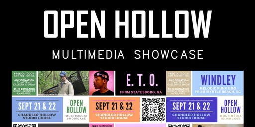 OPEN HOLLOW 2-Day Multimedia Showcase