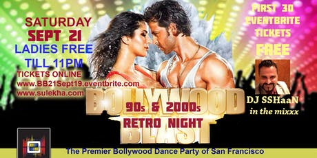 Bollywood Blast: 90s & 2000s Retro Night tickets