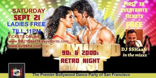 Bollywood Blast: 90s & 2000s Retro Night