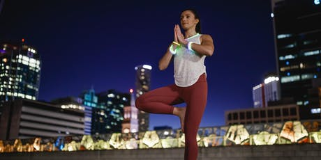 Goodlife Health Clubs Glowing Yoga Session tickets