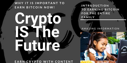 Learn More Earning Strategies In Crypto Currency - Bitcoin For Families