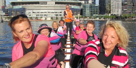 Dragon boating for breast cancer survivors! tickets
