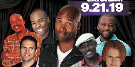 LATE NIGHT COMEDY JAM SHOW tickets