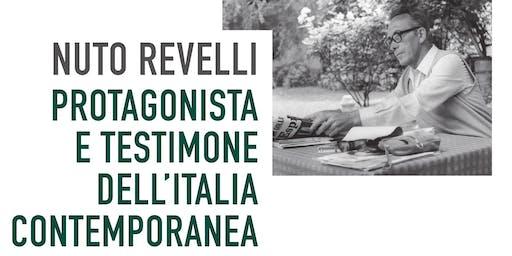 Nuto Revelli protagonista e testimone dell'Italia contemporanea