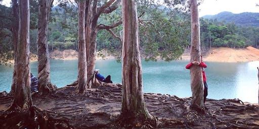 九月森林浴體驗:城門之森