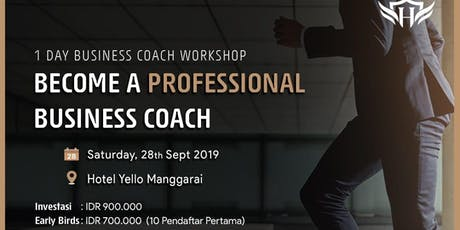 Workhop Become a Professional Business Coach tickets