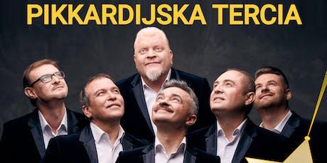 """Ukrainische Weihnacht mit """"Pikkardijska Tercia"""" Tickets"""