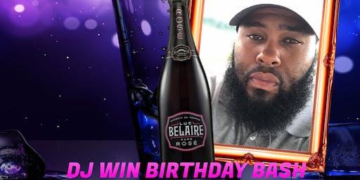 DJ Win Birthday Bash At Illusions On Saturdays