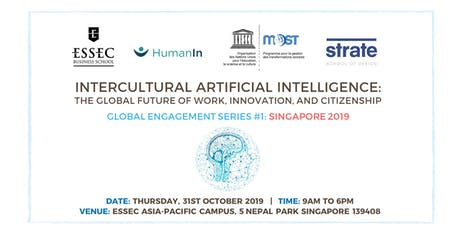 Intercultural Artificial Intelligence tickets