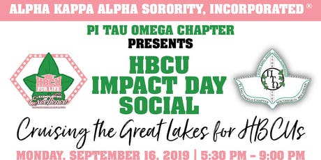 PTO Chapter HBCU Impact Day Social tickets