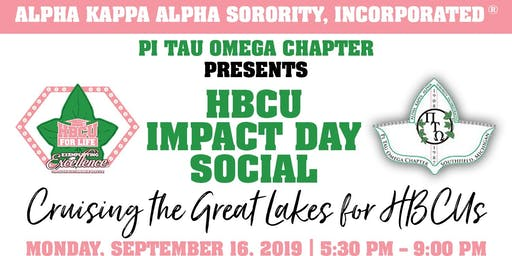 PTO Chapter HBCU Impact Day Social