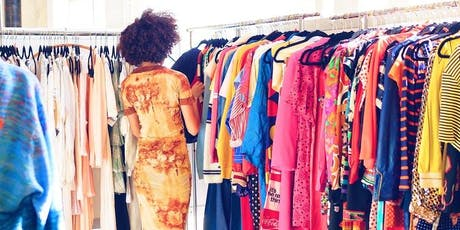 """""""A Vintage Affair"""" Pop-Up Shop at Create Coffee tickets"""