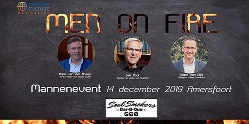 Men on Fire | Mannenevent
