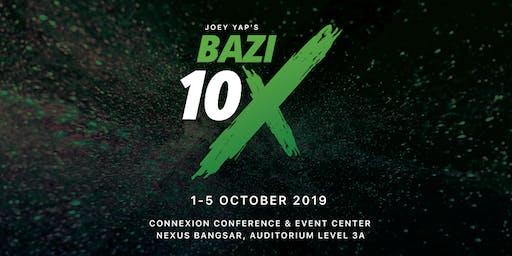 Joey Yap's BaZi 10X